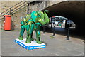 SK3687 : 51 'Forest Spirit' - Victoria Quays by Dave Pickersgill