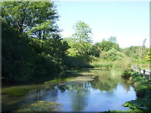 TA0256 : The River Hull, Bell Mills by JThomas