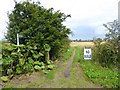 NZ3370 : Footpath from Murton to West Monkseaton by Oliver Dixon