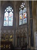ST5071 : The east end of Tyntesfield chapel by David Smith