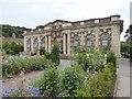 ST5071 : The Orangery and garden, Tyntesfield by David Smith