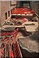 SX9164 : Work in progress, Torquay town hall by Derek Harper