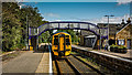 NH7882 : Afternoon service departing Tain for Inverness (158705) by Peter Moore