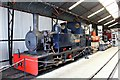 SH5739 : Gelert at the Welsh Highland Heritage Railway by Richard Hoare