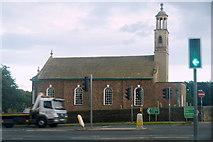 SD4520 : St Mary's, Tarleton by Mike Pennington