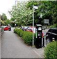 SZ0891 : Braidley Road parking ticket machine, Bournemouth by Jaggery