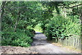 SO1701 : Pont Abernantyfelin east of Markham by M J Roscoe