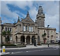 ST3261 : Town hall, Weston super Mare by Julian Osley
