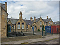 NH7068 : Park Primary School, Invergordon by Richard Dorrell