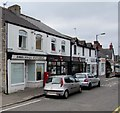 ST1571 : Former Dinas Powys Post Office by Jaggery