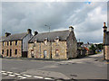 NH7168 : Empty house, Invergordon by Richard Dorrell