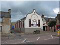 NH7068 : Invergordon Public Library by Richard Dorrell
