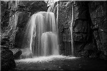 SK3160 : Lumsdale Falls by Brian Deegan