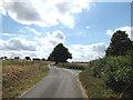 TM0076 : Wattisfield Road, Thelnetham by Geographer