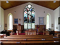 NX0054 : Nave and Chancel, Portpatrick Church by David Dixon