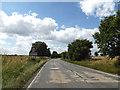 TL9773 : Entering Stanton on the A143 Bury Road by Geographer
