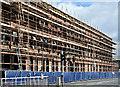 J3575 : Former Harland & Wolff offices, Belfast - August 2016(1) by Albert Bridge