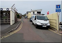 SX9473 : Eastcliff Walk, Teignmouth by Jaggery