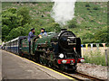 NY1700 : 'Typhoon' at Dalegarth by Peter Trimming