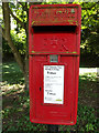 TL9674 : Stanton Chare Postbox by Adrian Cable