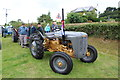 SH8070 : A restored Ferguson 35 tractor complete with rosettes by Richard Hoare