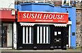 J3373 : Sushi House, Belfast (August 2016) by Albert Bridge