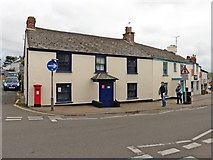 SS2006 : Lansdown Road, Bude by Roger Cornfoot