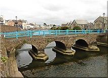 SS2006 : Nanny Moore's Bridge, Bude by Roger Cornfoot