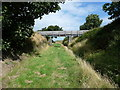 SC2887 : Access bridge near Lower Ballakaighin by Christine Johnstone