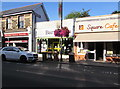 ST1797 : Barnardo's charity shop in Blackwood town centre by Jaggery
