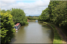 SP6165 : Grand Union Canal, Long Buckby Wharf by Oast House Archive