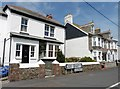SX0688 : Houses on Bossiney Road by Roger Cornfoot