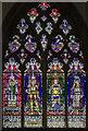 TA0928 : Lille window,Holy Trinity church, Hull by Julian P Guffogg