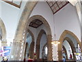 TG5208 : Inside Great Yarmouth Minster (iv) by Basher Eyre