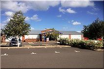 NX9575 : Garden Wise Garden Centre, Dumfries by David Dixon