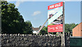 J4173 : Nos 99-107 Comber Road, Dundonald (August 2016) by Albert Bridge