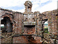 NY5329 : Top Floor of the Keep at Brougham Castle by David Dixon