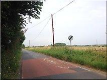 TQ6668 : Jeskyns Road, Cobham by Chris Whippet