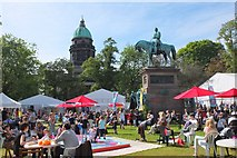 NT2473 : Edinburgh International Book Festival 2016 by Jim Barton