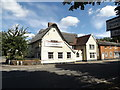 TL9971 : Six Bells Inn Public House, Walsham Le Willows by Adrian Cable