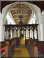 TL9971 : St.Mary's Church Interior by Adrian Cable