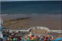 TG2142 : Cromer beach by Robert Eva