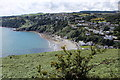 SC4483 : Laxey from Laxey Head by Richard Hoare