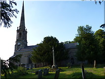 SO9969 : St Bartholomew's Church, Tardebigge (2) by Jeff Gogarty