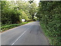 TL9870 : Entering Walsham Le Willows on Ixworth Road by Adrian Cable