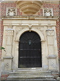 TR0653 : The door to Chilham Castle by pam fray