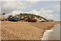TQ8209 : Old Town beach by Richard Croft