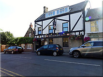NU2410 : The Red Lion Inn, Alnmouth by John Lucas