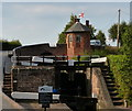SO8693 : Toll House at Bratch Locks by Mat Fascione