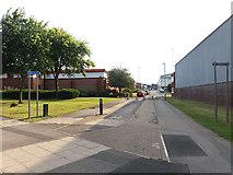 SE3032 : Grape Street cycleway, Leeds by Stephen Craven